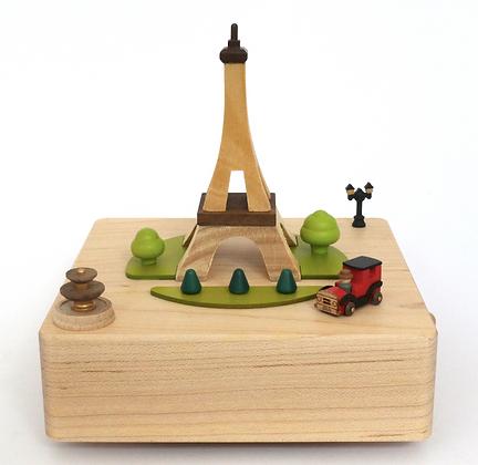 Boîte à musique Tour Eiffel n°2