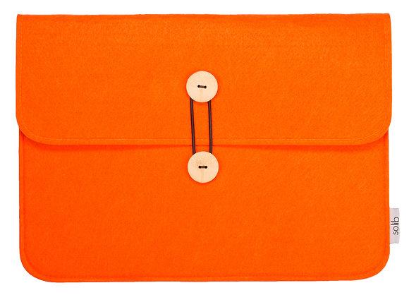 Feutrine 13 pouces orange