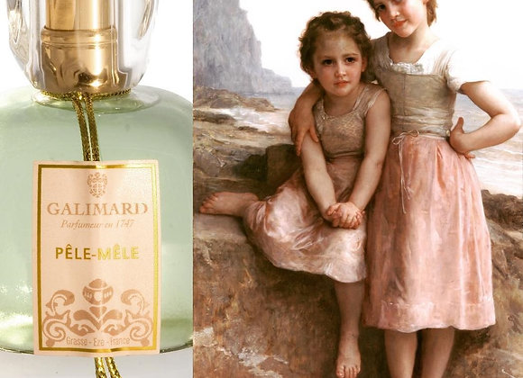 PELE - MELE Eau de Parfum 100ml with silver glitters
