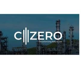 SoCalGas and C-Zero present: Co-producing Hydrogen and Valuable Solid Carbon from Natural Gas