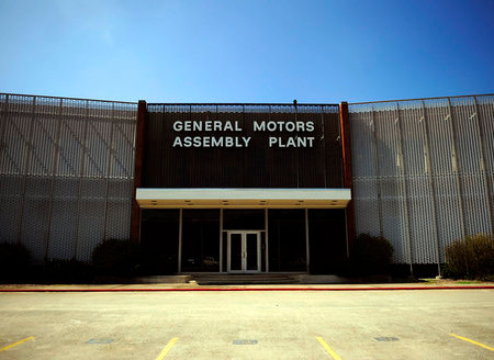 GM Assembly Plant Letters are coming back home to Doraville!