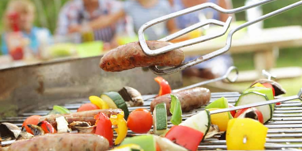 150th Anniversary Barbeque - English Oak Park