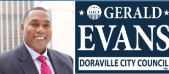WHAT NOW DORAVILLE