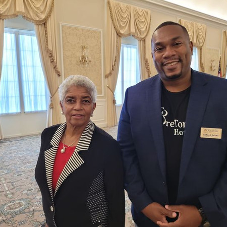 Luncheon with Mayor Shirley Franklin and the Atlanta Association of Realtors