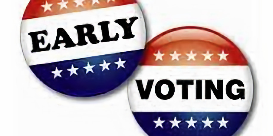 Advance voting for the November 2, 2021, General Election/Special Election