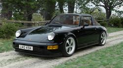 Porsche PPT PIE Performance Final Render Limitless Creations