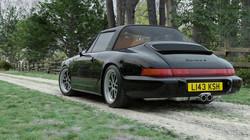 Porsche PPT PIE Performance Final Render Limitless Creations Rear