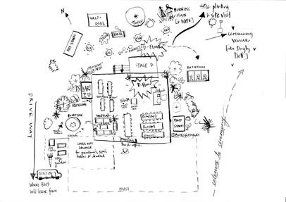 Wedding Festival Plan