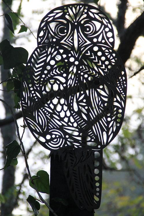Ruru Corten Sculpture