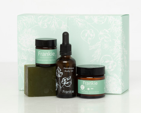 Frankie Gift Box Design