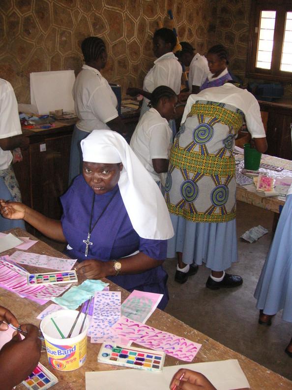 Mwanza Art Workshop