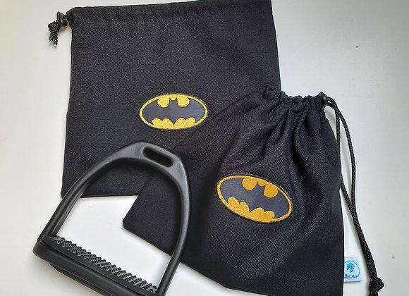 Pochettes d'étriers batman