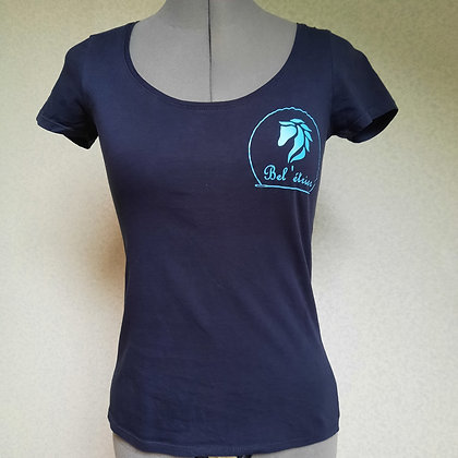T-shirt marine taille S