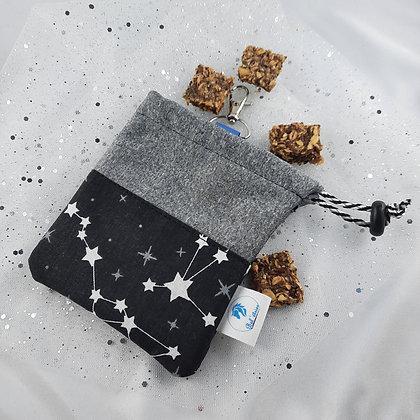 Pochette à friandises stars