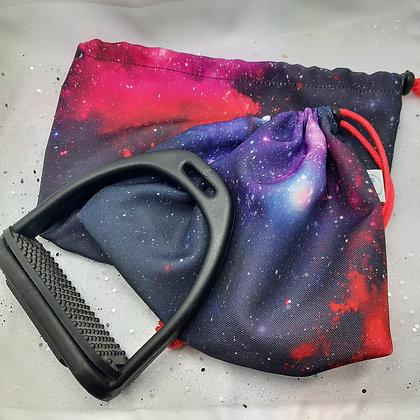 Pochettes d'étriers imperméable galaxy