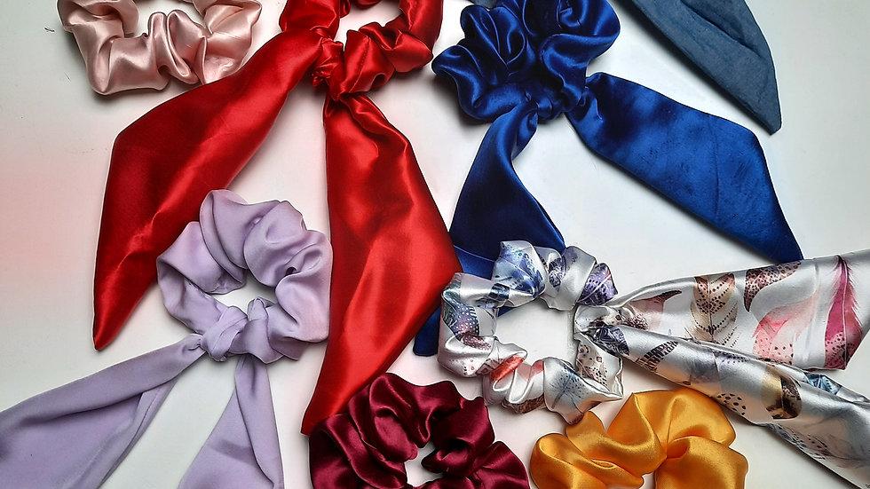 Foulchie (chouchou foulard)