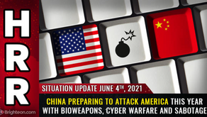 CCP planning major attack on USA this year