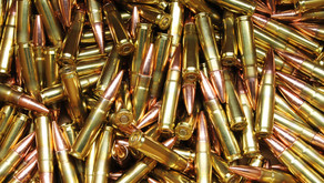 Ammo prices back down…