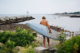 stand up paddle portsmouth SUP surf lessons new hampshire