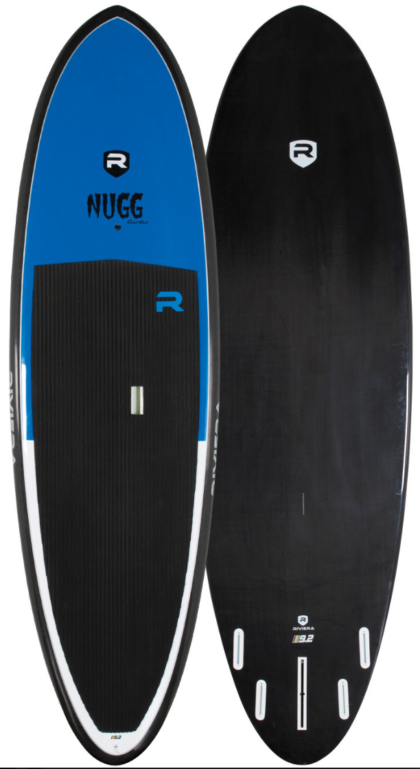 Riviera Turbo Nugg Carbon 9'2