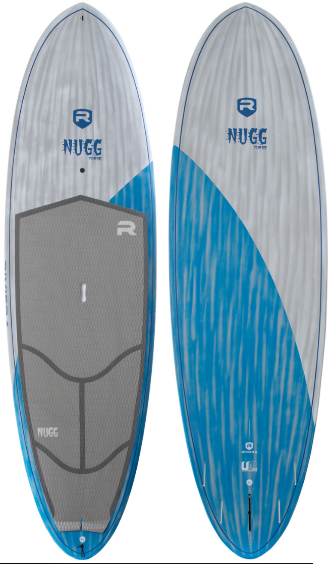 Riviera Turbo Nugg 9'2