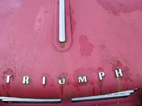 Resurrection - 1967 Triumph Herald