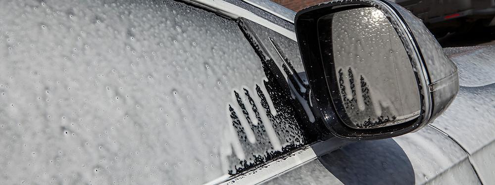 snow foam, washing your car, how to wash my car, how to keep my car clean, cleaning my car, valeting, car washing
