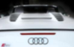 Audi R8 after ceramic application