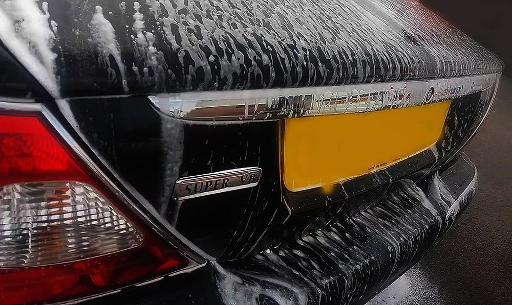 snow foam, car washing, car valeting, clean my car, keepng my car clean