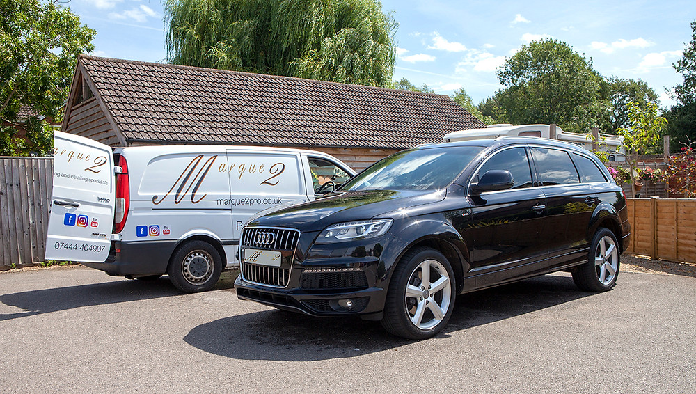 Audi Q7, car valet, professional car cleaning, washing my car, how to clean my car properly