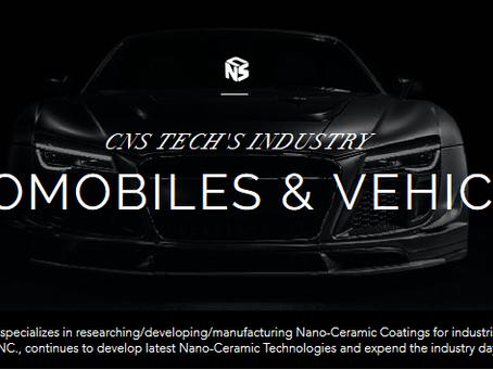Ceramic coatings to Automobiles