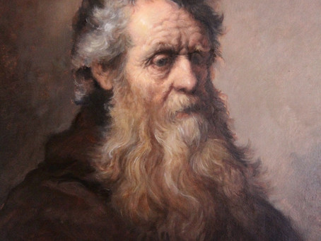 Copy after Rembrandt