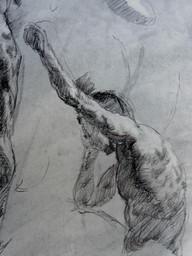Class demonstration (detail)