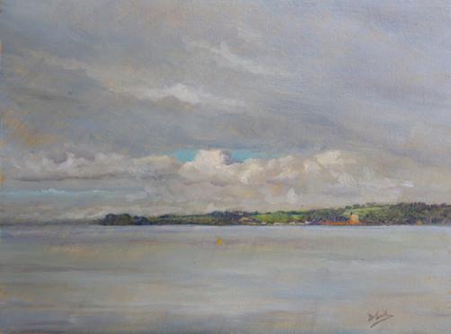 Sketch of Cornwallis Beach