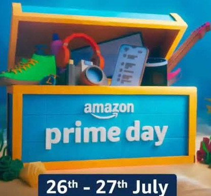 Amazon Prime Day sale to be held on July 26-27