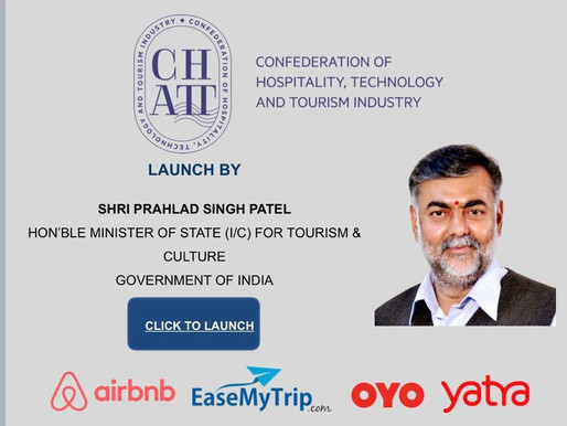 Airbnb, EaseMyTrip, OYO and Yatra come together to launch CHATT