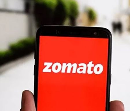 FoodTech startup Zomato's IPO subscribed by 44x