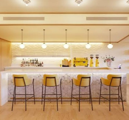 Dating app Bumble opens branded café and wine bar