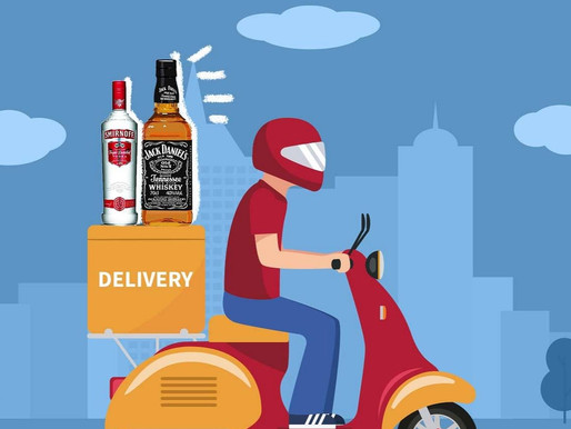 Delhi allows home delivery of alcohol