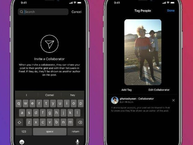 Instagram is testing new Collab feature for Posts and Reels in India and the UK