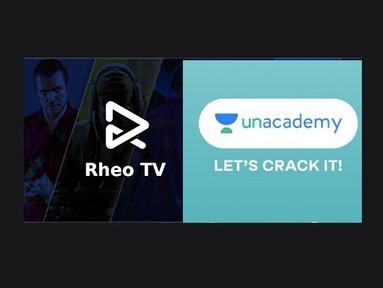 Game streaming platform Rheo TV acquired by Unacademy