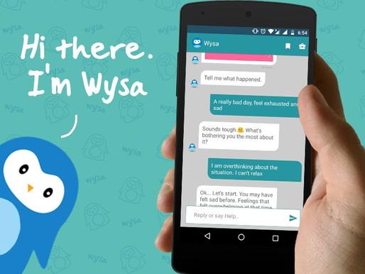 Global AI-powered mental health platformWysa raised a$5.5 millionled byW Health Venture