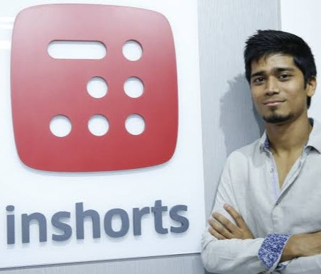 Inshorts raises $60 Mn from Vy Capital and existing investors