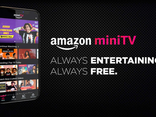 Amazon launches ad-supported video streaming MiniTV in India