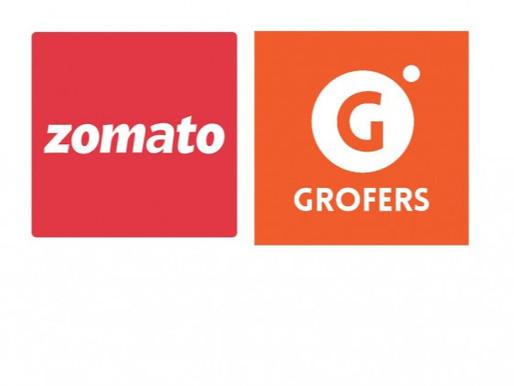 Grofers to turn unicorn with Zomato's $120 Mn funding