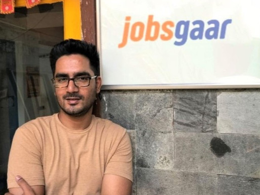 Hyperlocal job discovery startup Jobsgaar raised $140K  led by  SucSEED Indovation Fund, others