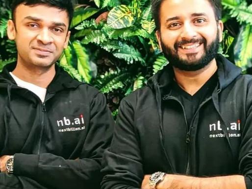 Hyperlocal solutions provider NextBillion.ai raised $6.25 million from from Microsoft's venture fund