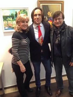 Facebook - Junta a la obra de Palmira Jerez y su marido Miguel Ángel Liso