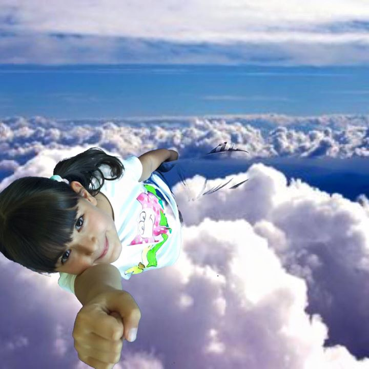 Facebook - Es una camiseta mágica, vuelo con mi imaginación!!