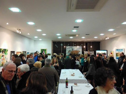 Exposicion alumnos ARTE ZAPPA